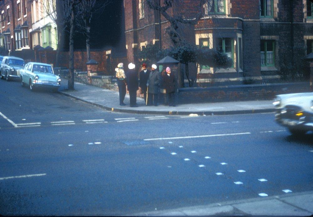 Handsworth Soho Road, Thornhill Road Corner. 2nd March 1968