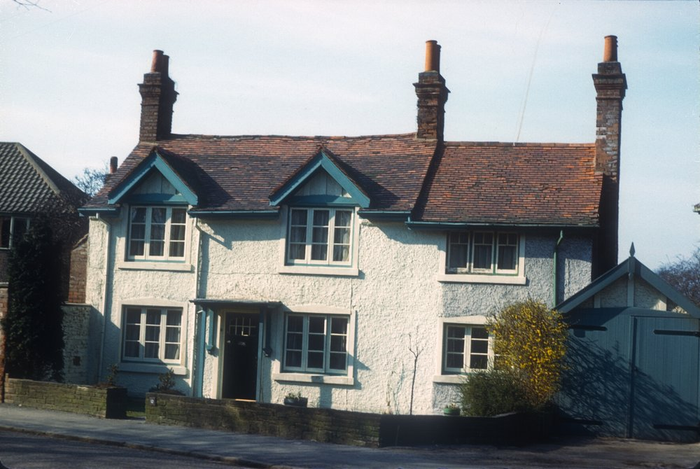 Harborne - The Malt House, No 12 St Peter's Rd. 6th March 1961