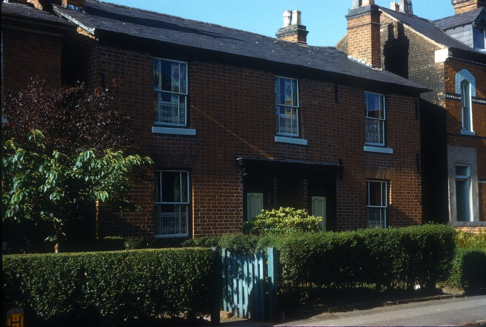 Harborne Greenfield Road, No. 86-88. 17th August 1961