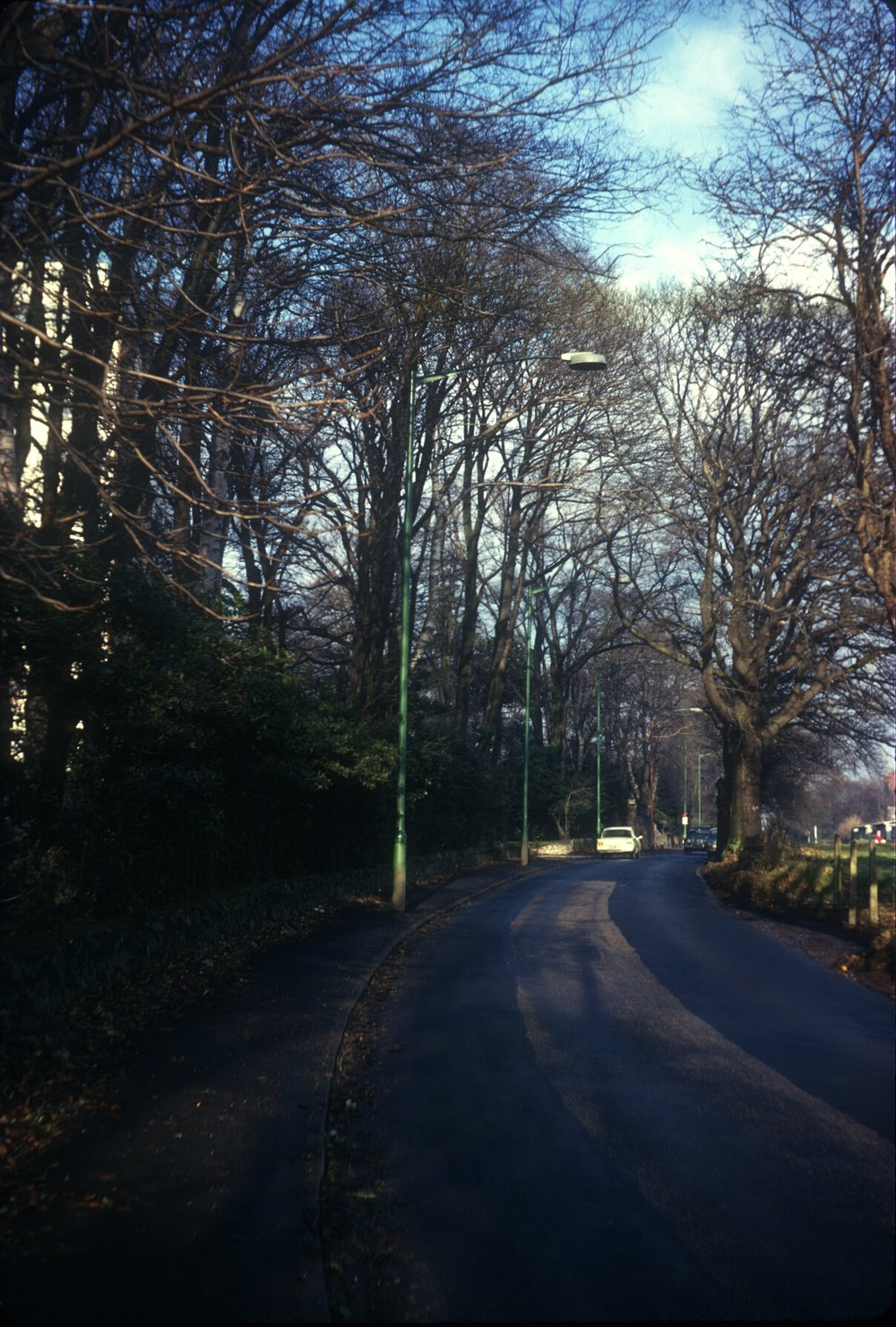 Harborne Metchley Lane. 3rd December 1966
