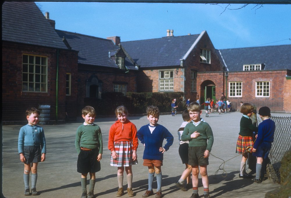 Harborne St Peter's School. 6th March 1961