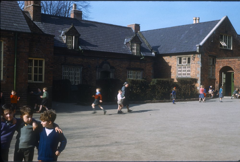 Harborne St. Peter's School. 6th March 1961
