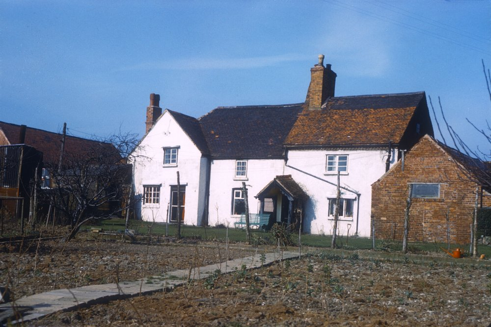 Harborne, Welsh House Farm. 6th March 1961