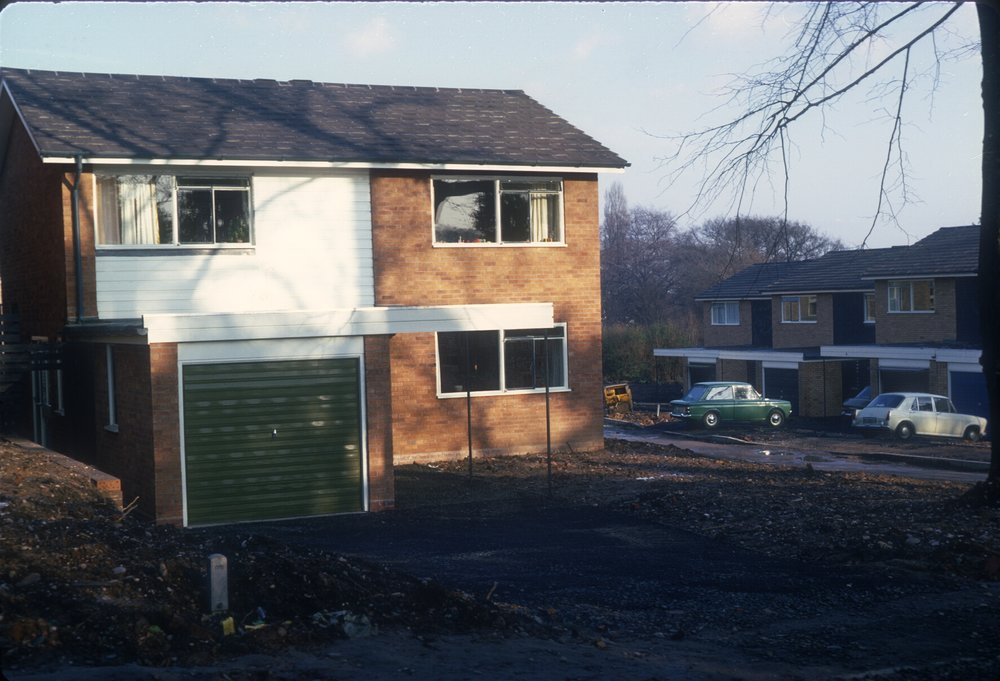 Edgbaston Greville Lodge, Corner of Sir Harry's Road and Wellington Road (4 beds, 2 garages, £6250) 28th January 1968