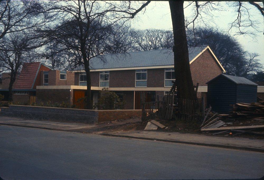 Edgbaston Wellington Road (No.67 & 67a) 11th February 1967