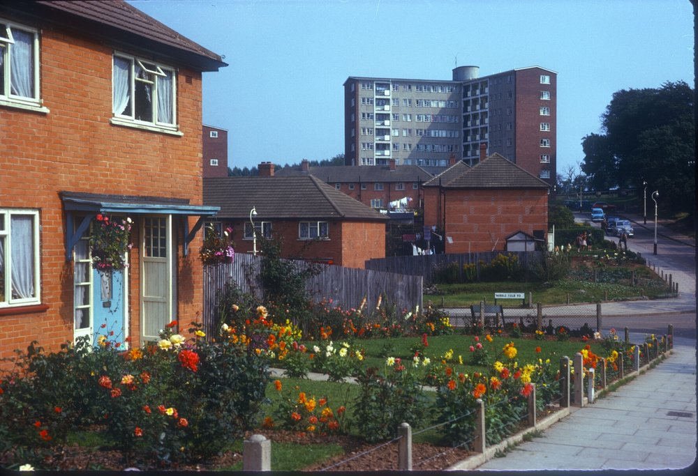 Kings Norton Oddingley Road. 12th September 1963