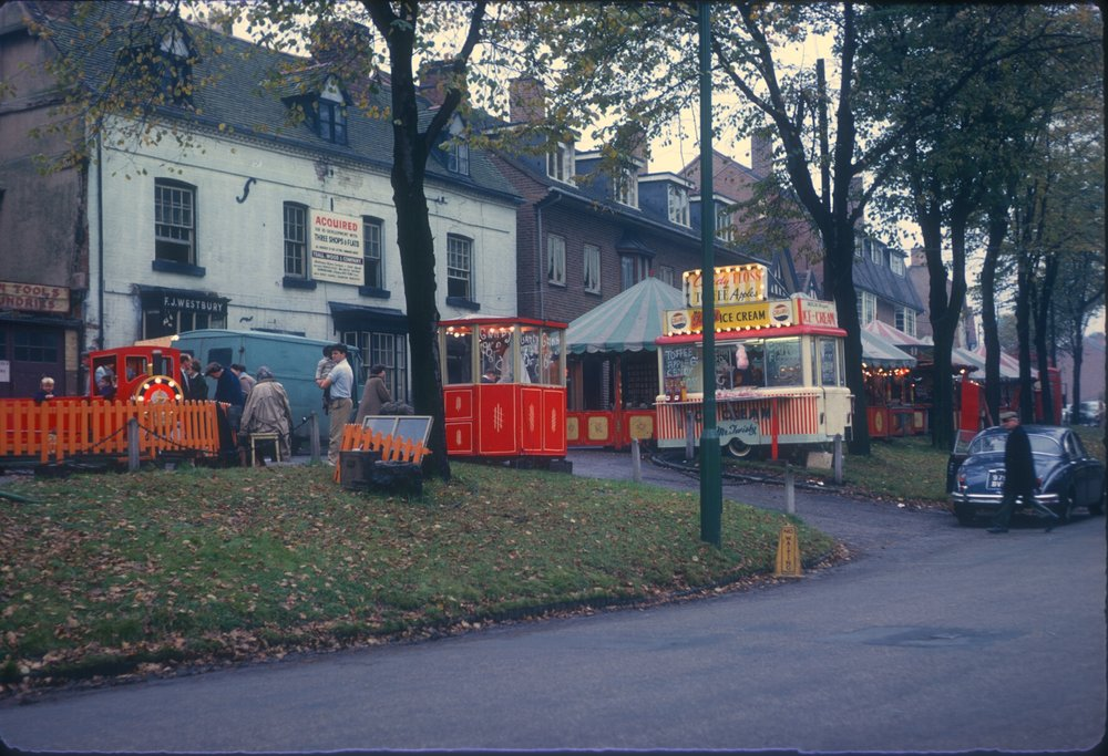 Kings Norton, The Mop. 7th October 1963
