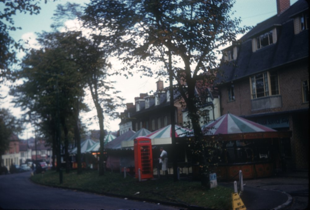Kings Norton, The Mop. October 1961