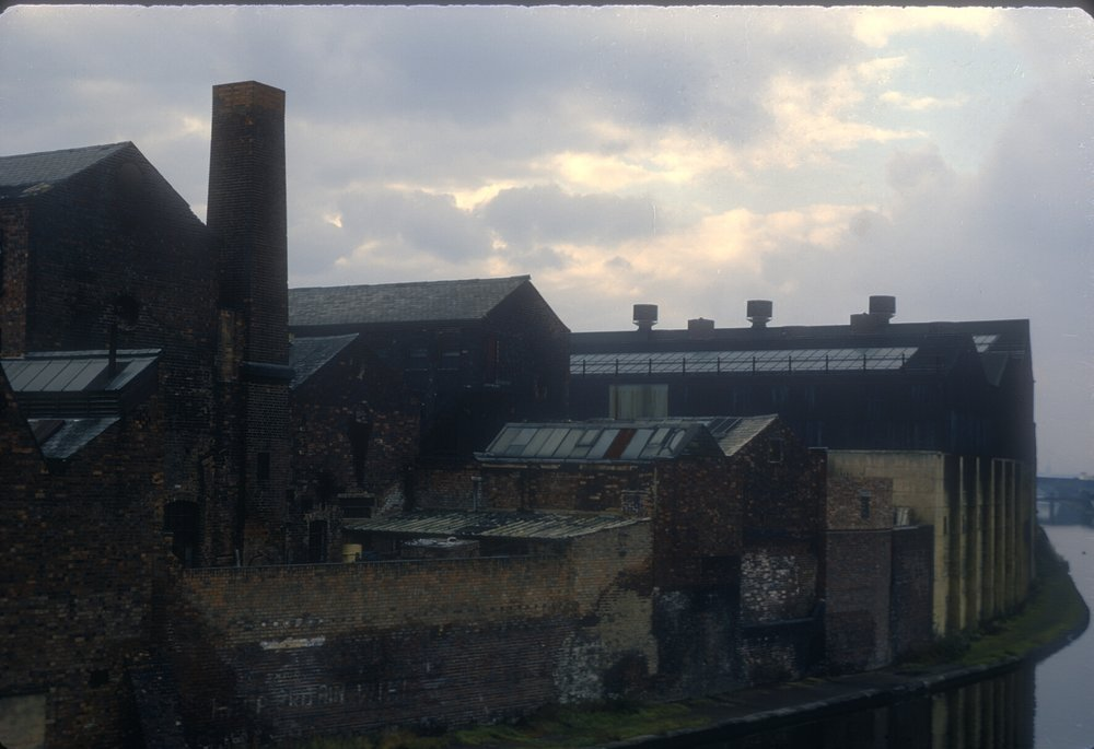 Ladywood, Industry along the Canal, Bellis and Morcom Works (L), (Icknield Square) 24th September 1968