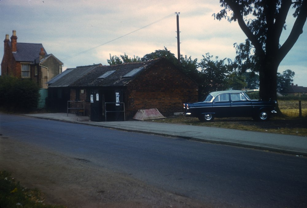 Maypole, Shoeing Forge, Druids Lane, Alcester Road. 15th September 1959