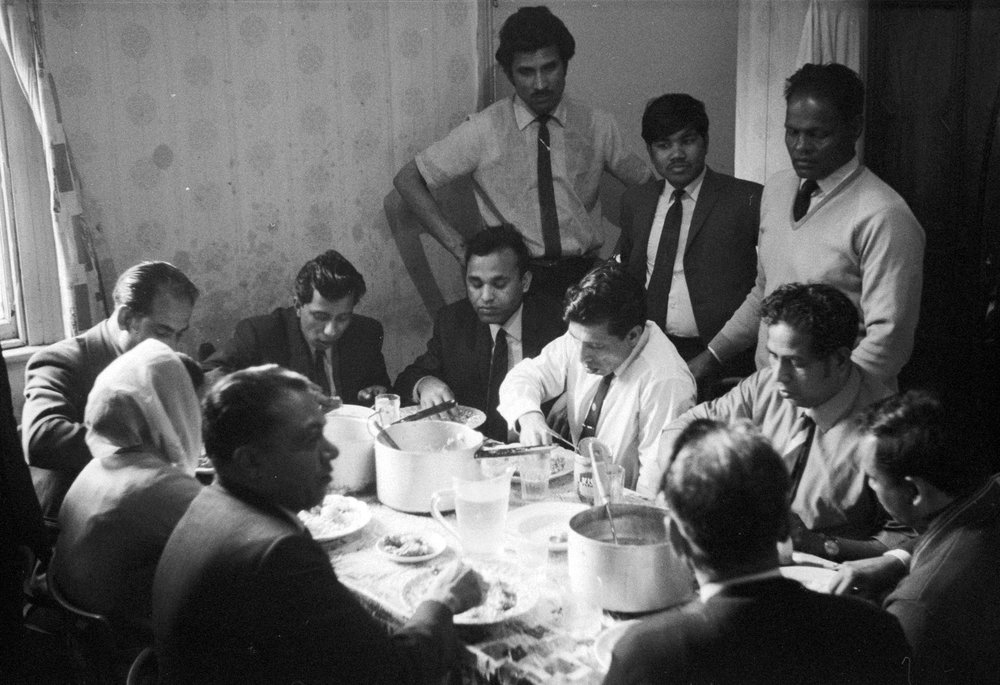 The images are of the Bangladeshi community during the 1960s and 70s - courtesy of Roger Gwynn (3).jpg