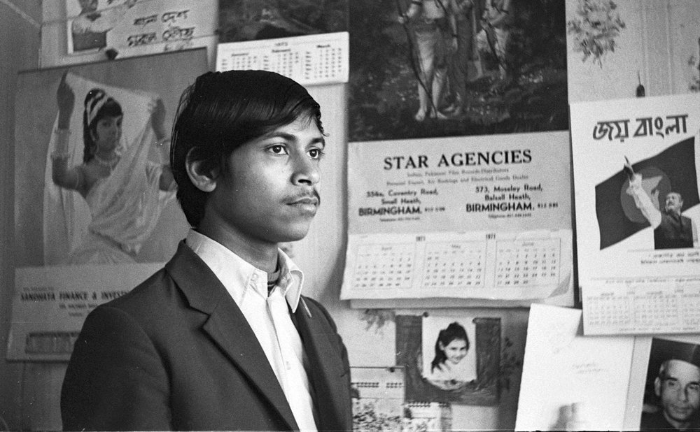 The images are of the Bangladeshi community during the 1960s and 70s - courtesy of Roger Gwynn (4).jpg