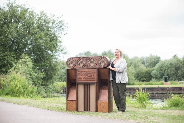 Helene Henry founder of Leicester's   Mousai Soundsystem.jpeg