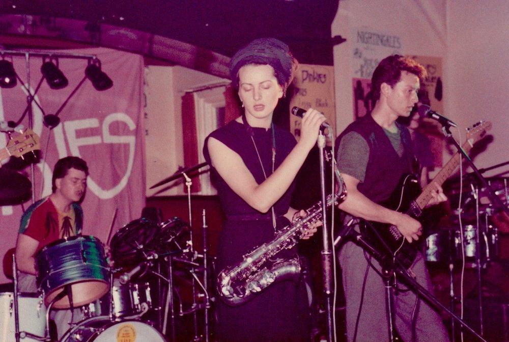 The Pinkies, Fighting Cocks c 1982