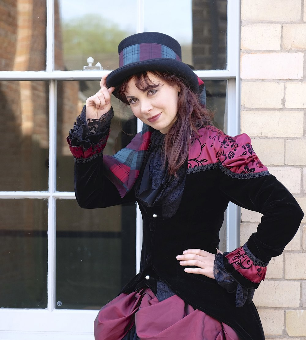 Steampunk Festival at Blists Hill Victorian Town 23-24 June (3 med).jpg