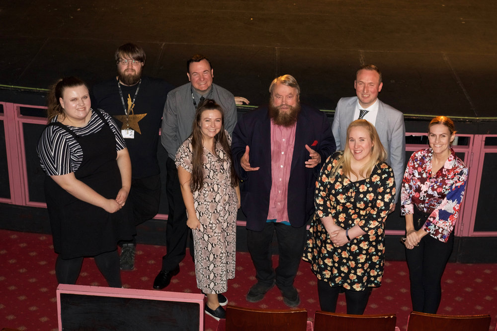 Brian Blessed with The Old Rep team.jpg