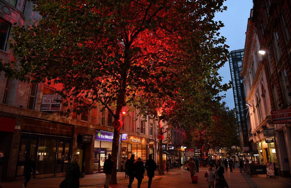 New Street with the new lighting.jpg