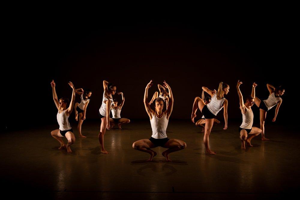 Elmhurst Ballet Company in Wayne McGregor's 'Entity' excerpt. Andy Ross.jpg