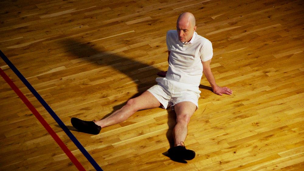 BCMG_dancer singer and actor Richard Court in Robert Reid Allan's new work Physical Education.jpg