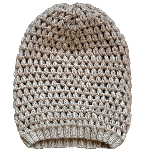 Slouchy Knitted Beanie — The Hope Collective a005ff1ea7d
