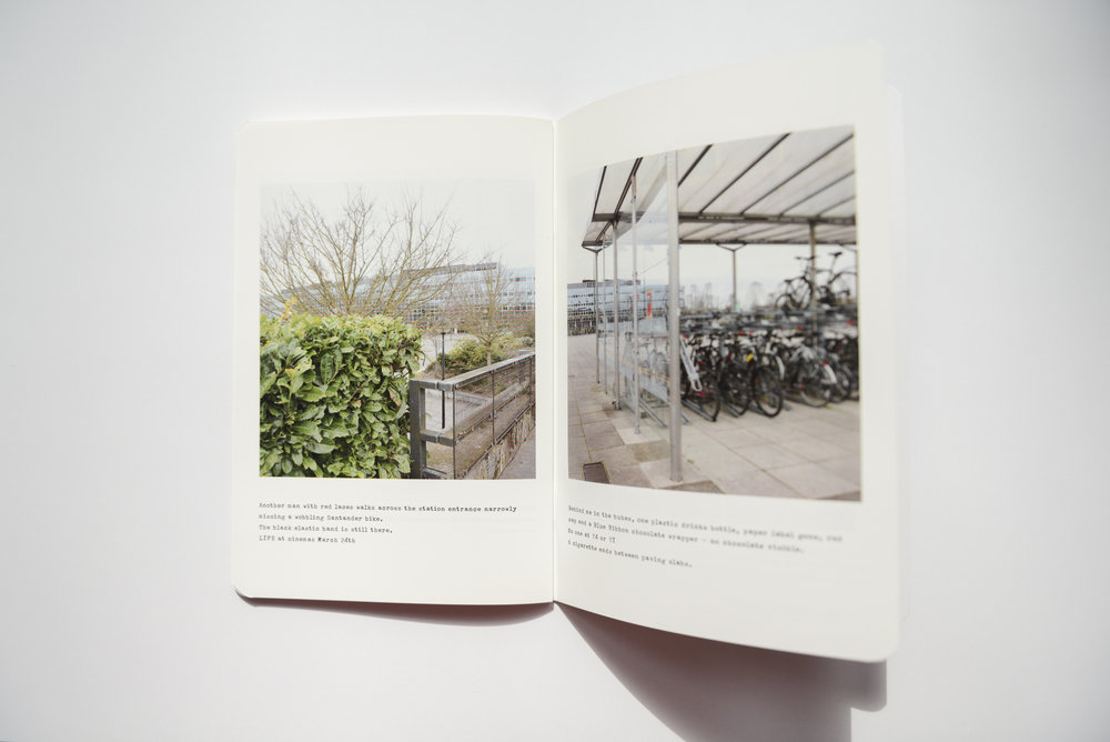 Exhausting Milton Keynes - 2017    38 photographs, 40 pages, softcover, perfect binding. Limited Edition of 6    Click  here  to purchase