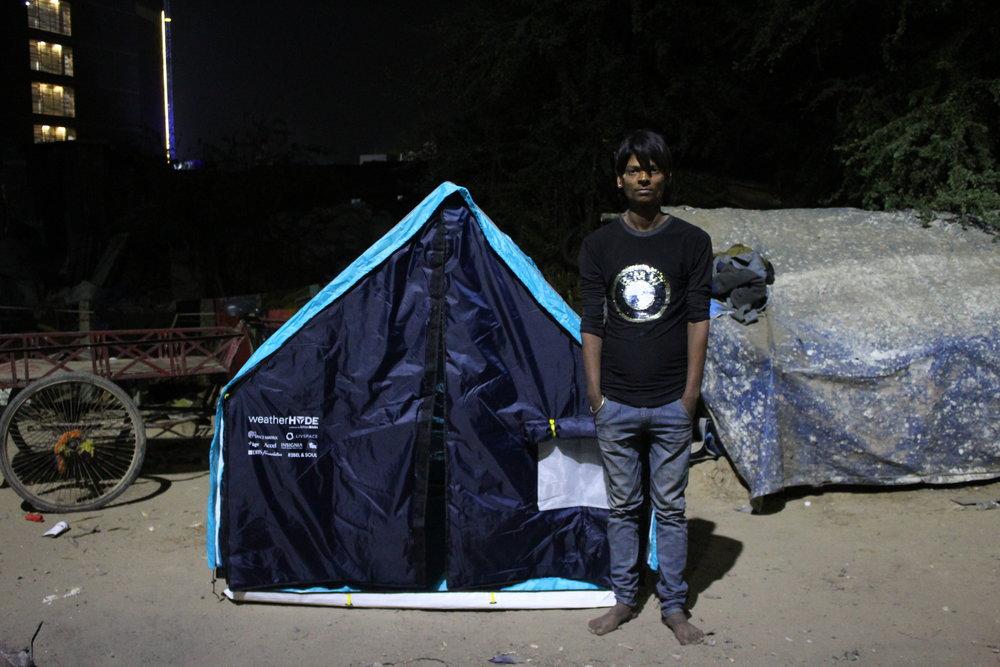Kishan Bhai & weatherHYDE | Families: MATCHED