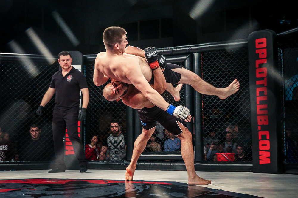 Abukar Yandiev / MMA Tournament 'Oplot'