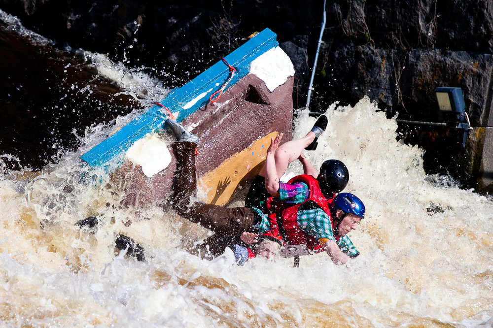 Uppsala Vallborg boat challenge