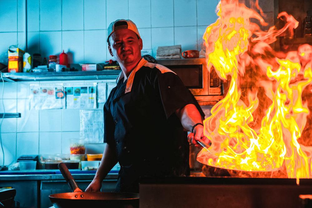 Black Market Cafe / photographer Artem Savateev