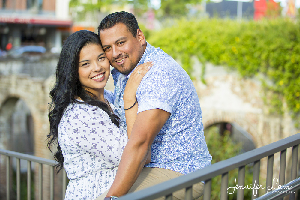 Grettel + Jose - Pre-wedding Photography - Jennifer Lam Photography
