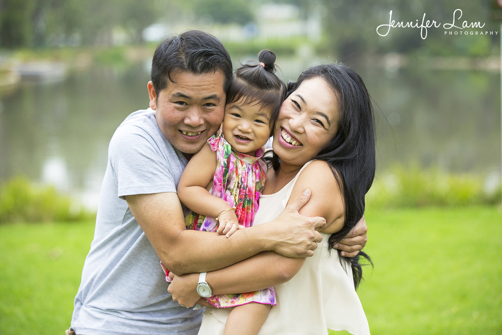 Family Portrait Session - Sydney - Jennifer Lam Photography (2).jpg