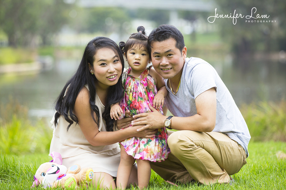 Family Portrait Session - Sydney - Jennifer Lam Photography (3).jpg