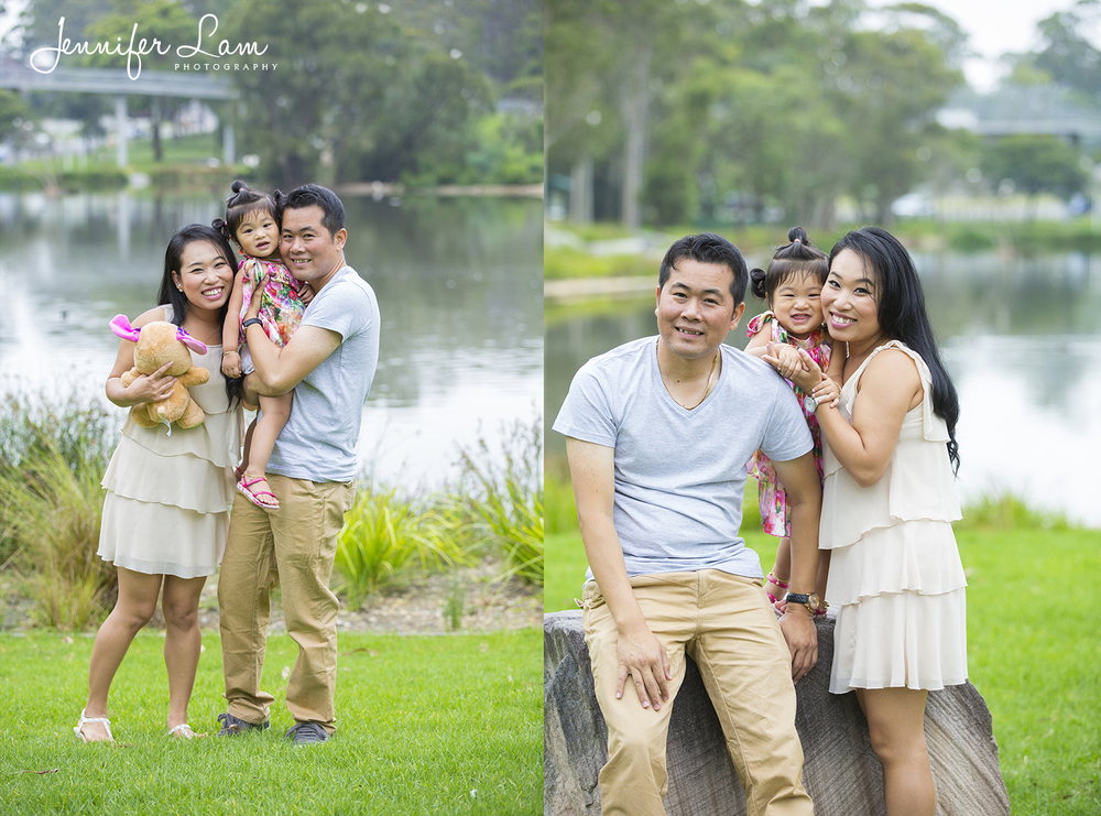 Family Portrait Session - Sydney - Jennifer Lam Photography (4).jpg