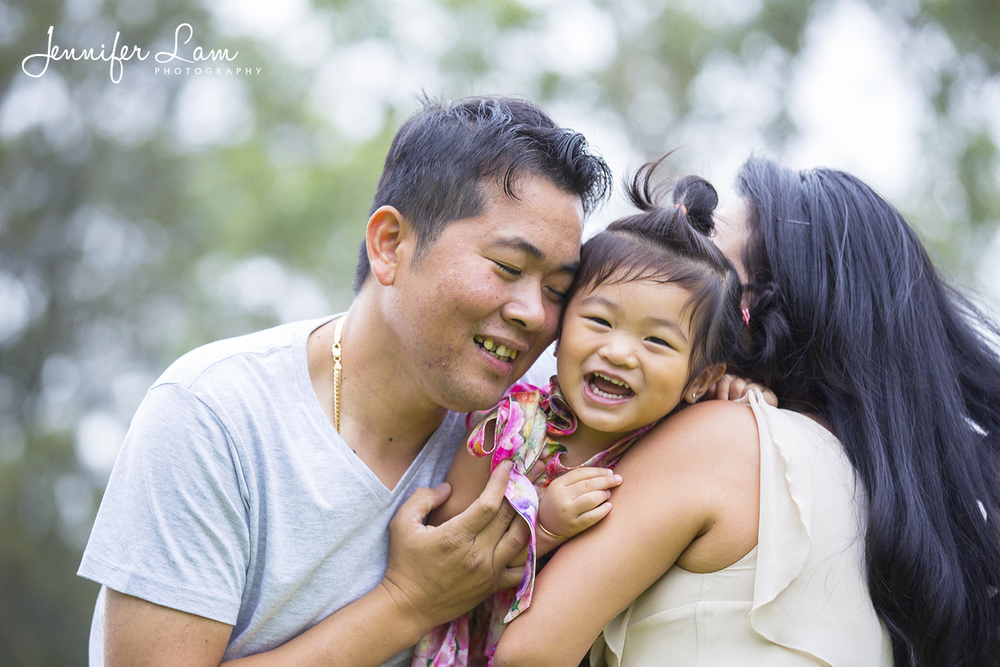 Family Portrait Session - Sydney - Jennifer Lam Photography (11).jpg
