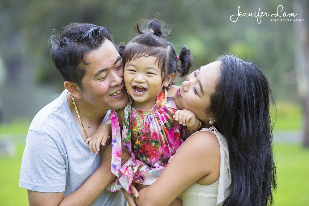 Family Portrait Session - Sydney - Jennifer Lam Photography (10).jpg