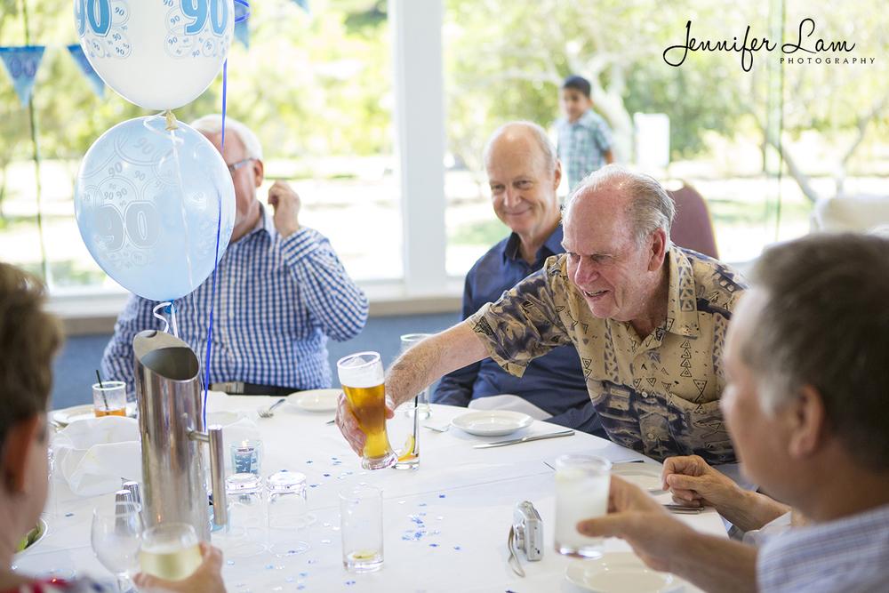 Jim's 90th Birthday - Event Photography - Jennifer Lam Photography (19).jpg
