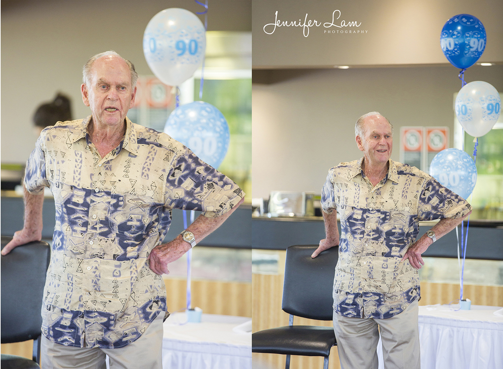 Jim's 90th Birthday - Event Photography - Jennifer Lam Photography (62).jpg