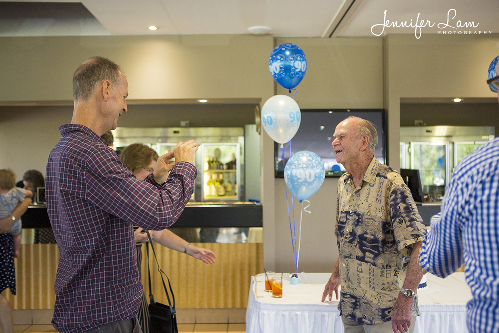 Jim's 90th Birthday - Event Photography - Jennifer Lam Photography (13).jpg