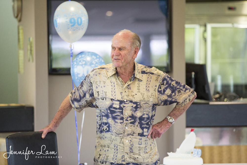 Jim's 90th Birthday - Event Photography - Jennifer Lam Photography (41).jpg
