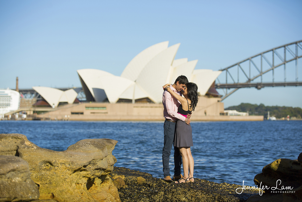 Couples Portrait Session - Jennifer Lam Photography - Sydney - Australia