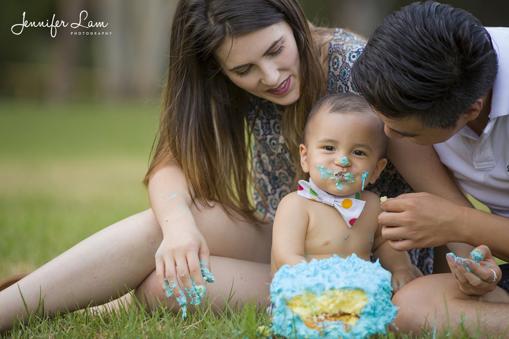 First Birthday - Sydney Family Portrait Photography - Jennifer Lam Photography (31).jpg