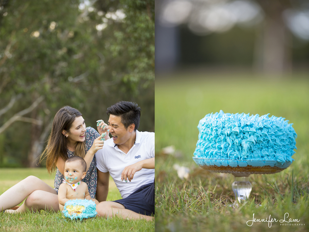 First Birthday - Sydney Family Portrait Photography - Jennifer Lam Photography (30).jpg