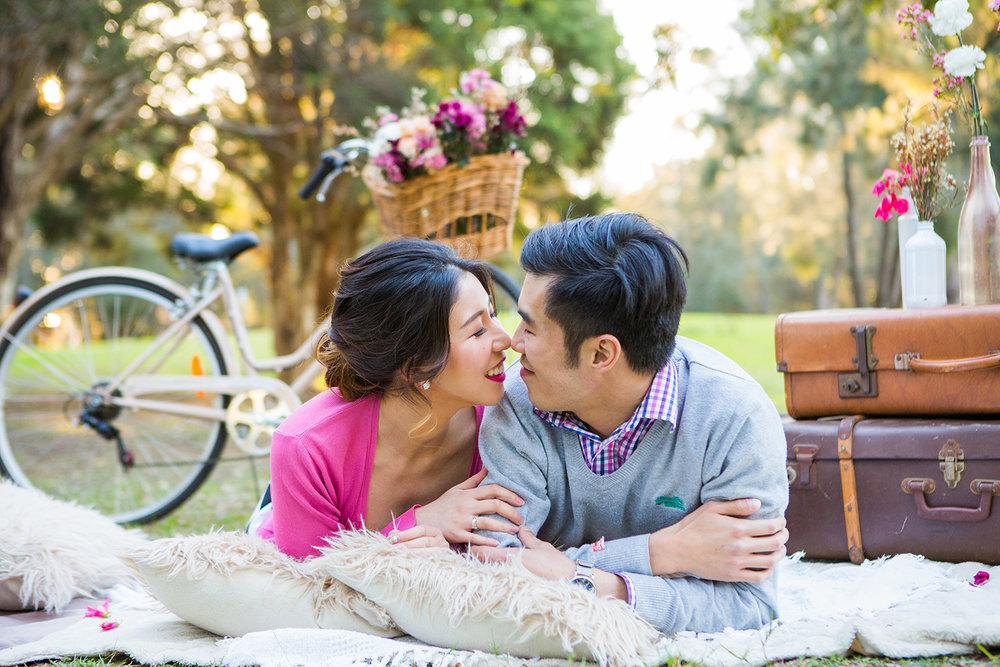 Stylised Picnic Couples Session - Sydney Wedding Photographer - Jennifer Lam Photography (1).jpg