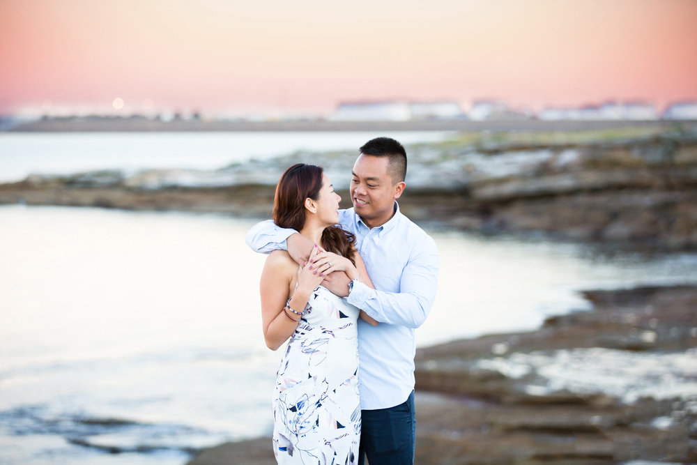 Sydney Engagement Pre-Wedding Photography Session - Jennifer Lam Photography - La Perouse (2).jpg