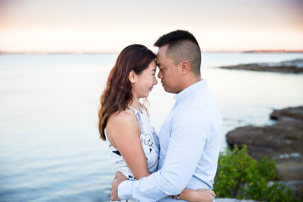 Sydney Engagement Pre-Wedding Photography Session - Jennifer Lam Photography - La Perouse (4).jpg