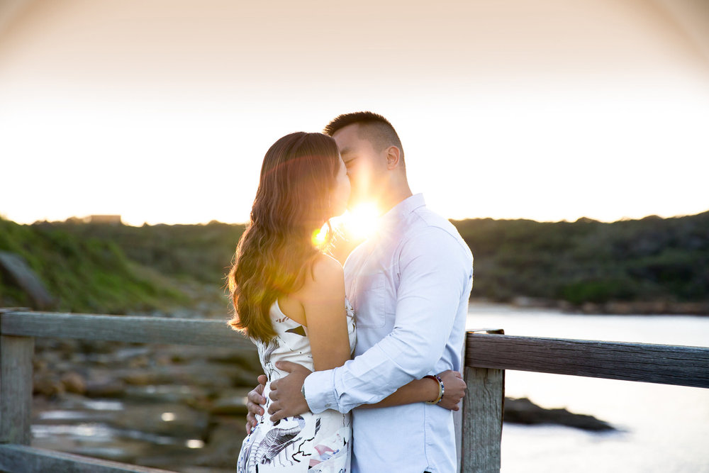Sydney Engagement Pre-Wedding Photography Session - Jennifer Lam Photography - La Perouse (11).jpg