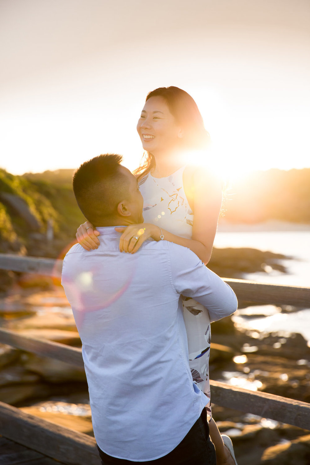 Sydney Engagement Pre-Wedding Photography Session - Jennifer Lam Photography - La Perouse (14).jpg