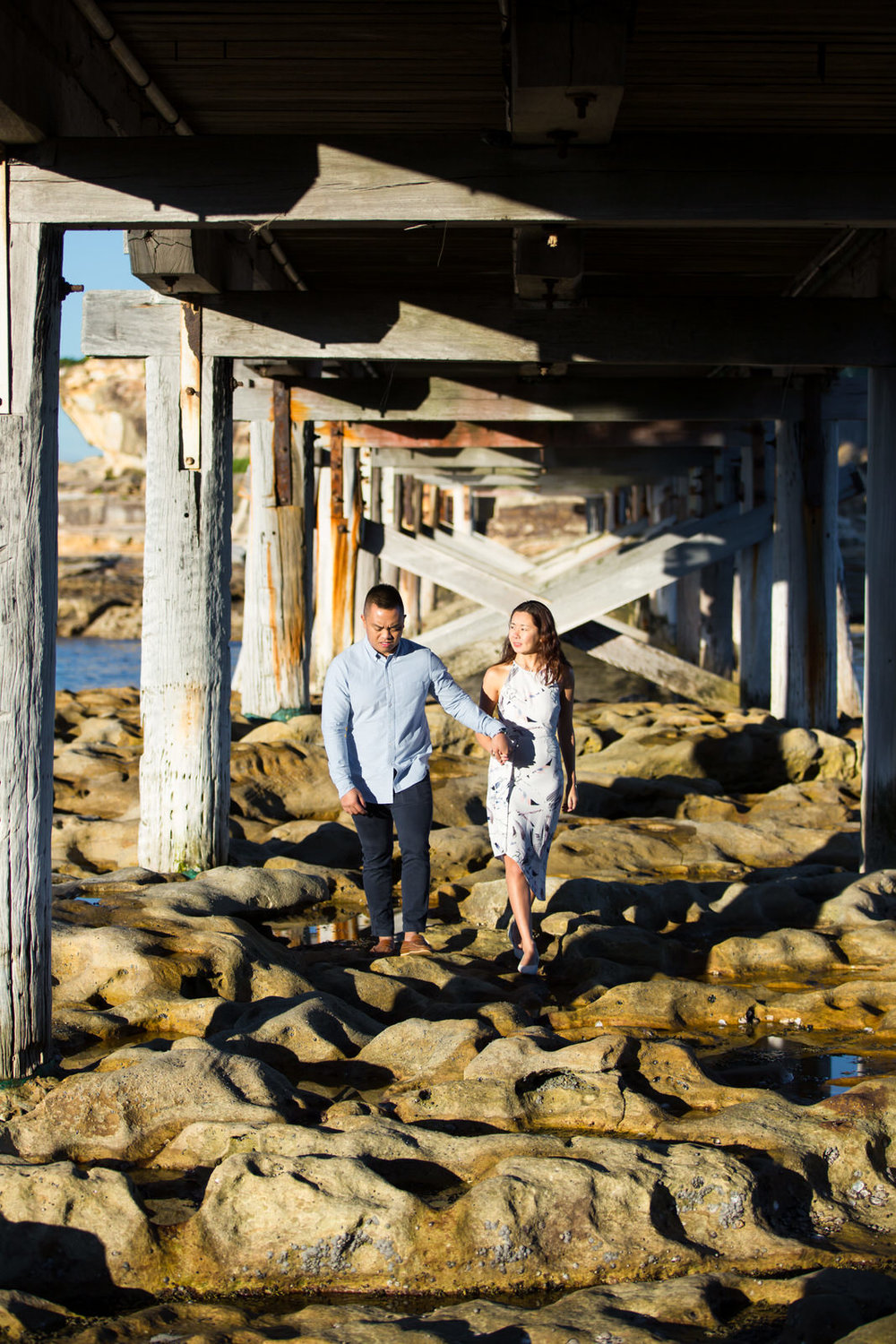 Sydney Engagement Pre-Wedding Photography Session - Jennifer Lam Photography - La Perouse (21).jpg