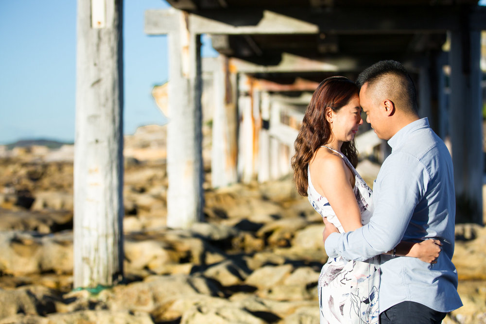 Sydney Engagement Pre-Wedding Photography Session - Jennifer Lam Photography - La Perouse (23).jpg