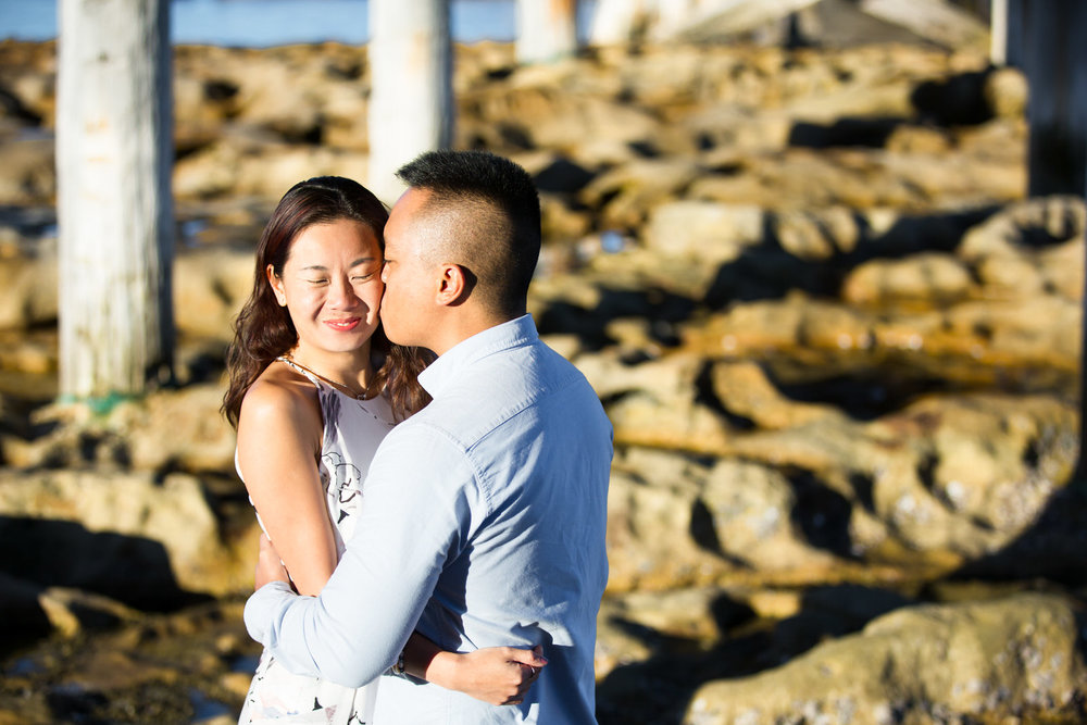 Sydney Engagement Pre-Wedding Photography Session - Jennifer Lam Photography - La Perouse (25).jpg